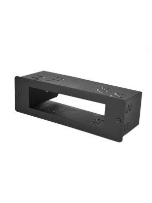 Carcasa montaj Albrecht 1 DIN pentru statie AE 4200, AE 4090 Cod 75480