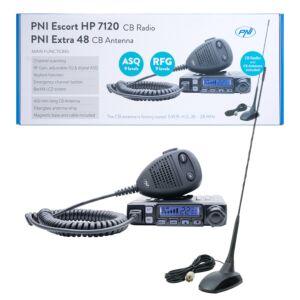 Pachet statie radio CB PNI Escort HP 7120 ASQ