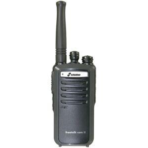 Statie radio PMR portabila Stabo Freetalk Com II, 16 canale, CTCSS, DCS, Squelch, 1 buc 20260