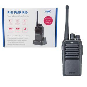 Statie radio portabila PNI PMR R15