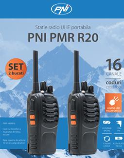 radio pmr pni r20